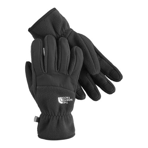 The North Face Denali Gloves for Women Small TNF Black