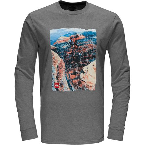 f2dcbc65a The North Face Long Sleeve Summit Tee for Men