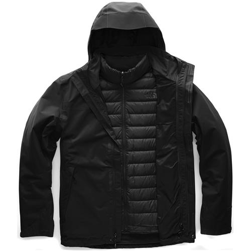af0b17ae4 The North Face Mountain Light Triclimate Jacket for Men X-Large TNF  Black/TNF Black