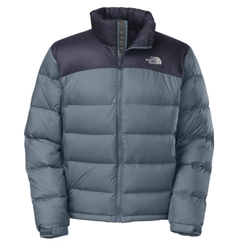 The North Face Nuptse 2 Down Jacket for Men X-Large China Blue/Cosmic Blue