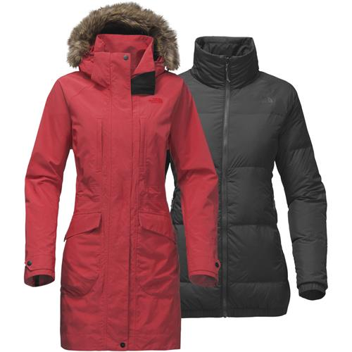 71e5fd3d2 The North Face Outer Boroughs Triclimate Jacket for Women