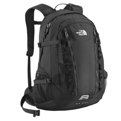 The North Face Big Shot II Daypack TNF Black