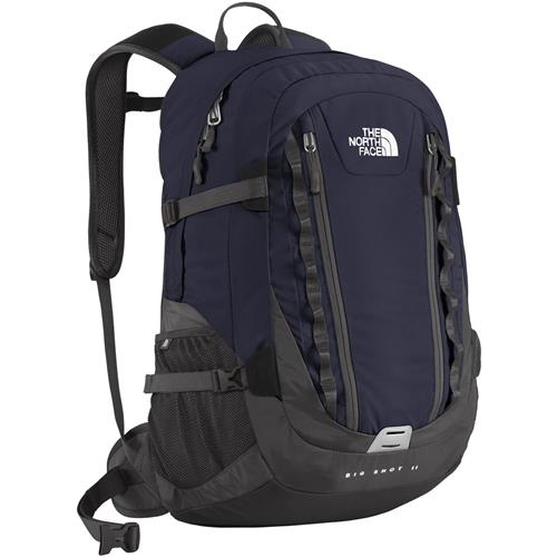 The North Face Big Shot II Daypack Cosmic Blue/Asphalt Grey