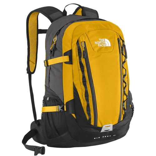 The North Face Big Shot II Daypack Summit Gold Ripstop