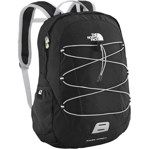 The North Face Happy Camper Youth Daypack TNF Black/High Rise Grey