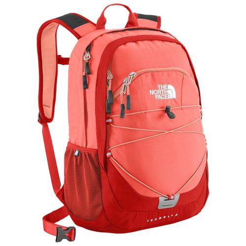 The North Face Isabella Daypack for Women Miami Orange/Twist Orange