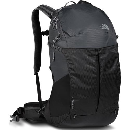 8e96c443f The North Face Litus 32 Pack Large/X-Large Asphalt Grey/TNF Black