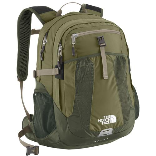 The North Face Recon Daypack Burnt Olive Green/Military Green
