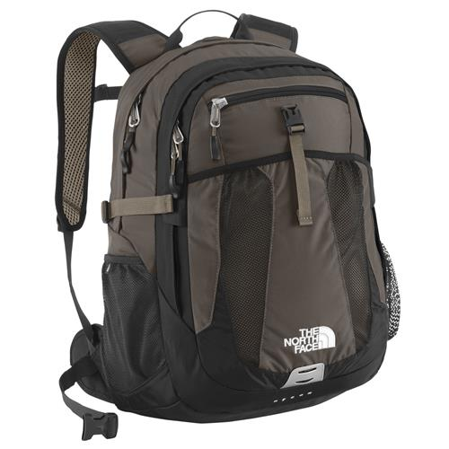 The North Face Recon Daypack Coffee Brown Ripstop