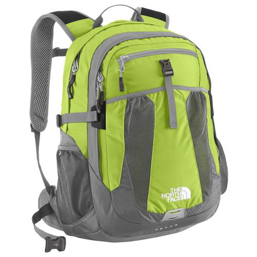 The North Face Recon Daypack Tree Frog Green/Monument Grey