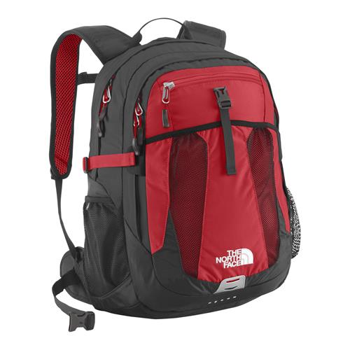 The North Face Recon Daypack TNF Red/Asphalt Grey