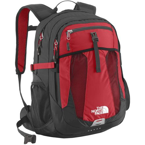 The North Face Recon Daypack Graphite Grey Smokey Ombre Print