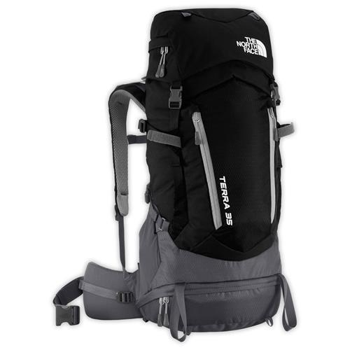 35ed29541 The North Face Terra 35 Backpack Large/X-Large TNF Black/Asphalt Grey