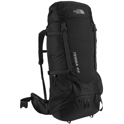 The North Face Terra 65 Backpack Medium TNF Black