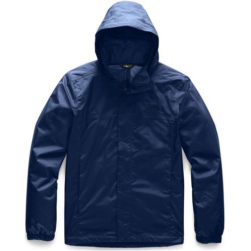 unique design half price official shop The North Face Resolve 2 Jacket for Men Medium Asphalt/Orange