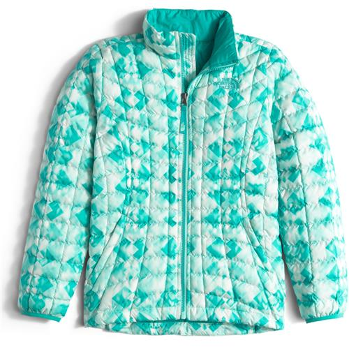 9e1574489 The North Face Thermoball Full Zip Jacket Girl's
