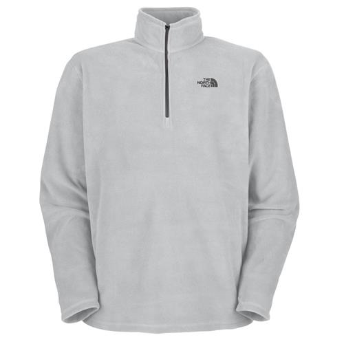The North Face TKA 100 Microvelour Glacier 1/4 Zip for Men