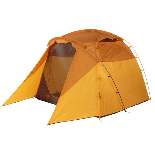 583f6a758 The North Face Wawona 4 Tent Oak/Yellow
