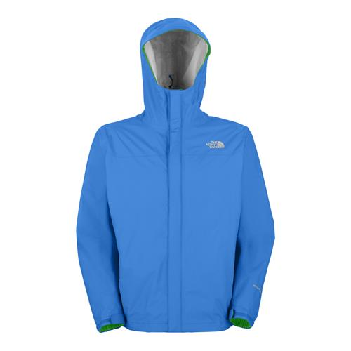 The North Face Venture Rain Jacket for Men Large Athens Blue