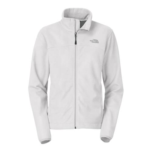 The North Face WindWall 1 Fleece Jacket for Women Large TNF White