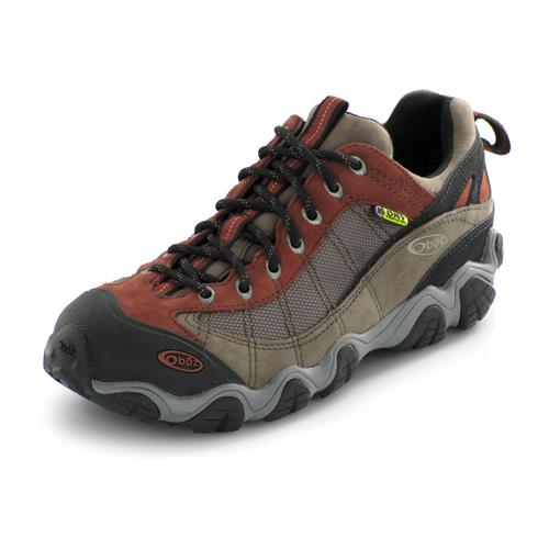 Oboz Firebrand II Hiking Shoes for Men - Earth