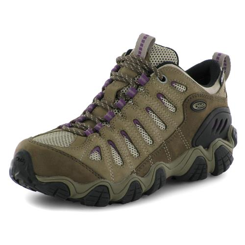 Oboz Sawtooth Low Violet Hiking Shoes