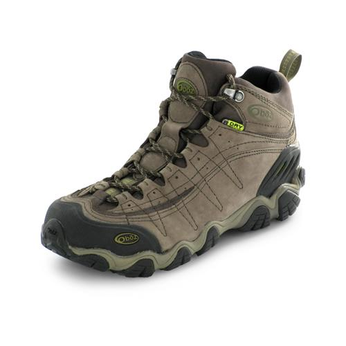 Oboz Yellowstone II Hiking Shoes for Men - Smoke