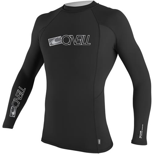 O'Neill Men's Skins Long Sleeve Crew