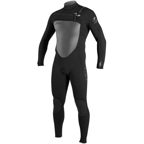 O'Neill Super-Freak 3/2 mm Men's Full Suit, Black