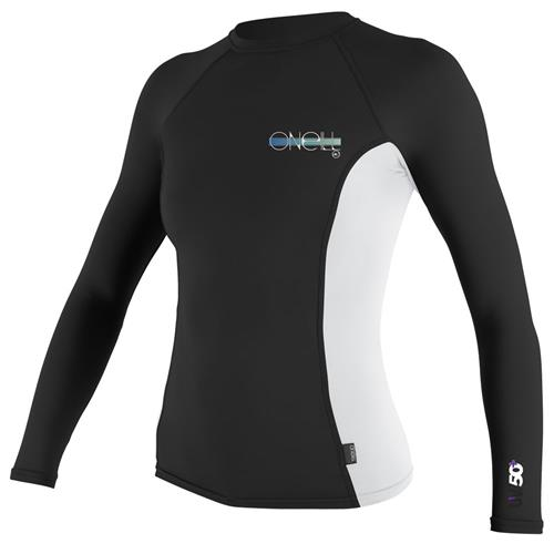 O'neill Skins Women's Long Sleeve Crew