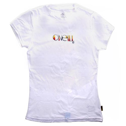 O'Neill Skins Women's Short Sleeve Rash Tee