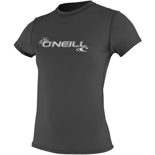 O'Neill Women's Basic Skin Short Sleeve Rash Tee