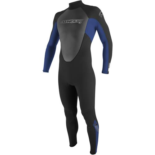 O'Neill Youth Reactor 3/2 mm Full Suit, Black/Pacific/Black