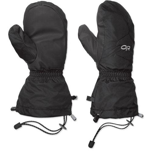 Outdoor Research Northwall Mitts - Black