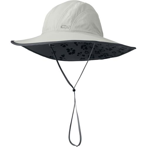 Outdoor Research Oasis Sombrero Sun Hat for Women Medium Sand