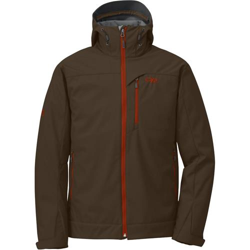 Outdoor Research Transfer Hoody Soft Shell Jacket for Men
