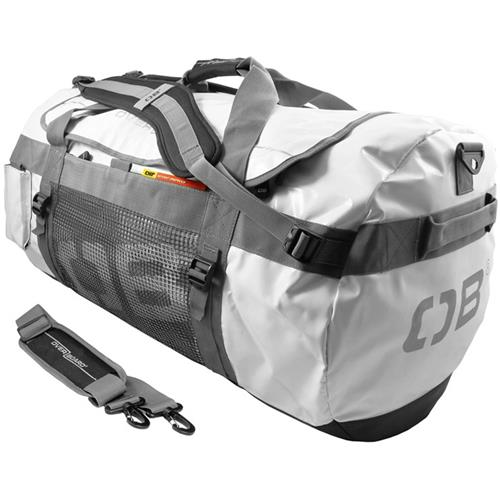 OverBoard Adventure Duffel Bag, 90 Liters (5,490 cu in) White