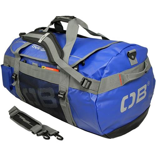 OverBoard Adventure Duffel Bag, 90 Liters (5,490 cu in) Blue