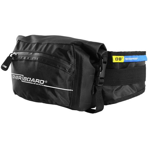 OverBoard Waterproof Waist (Fanny) Pack Black