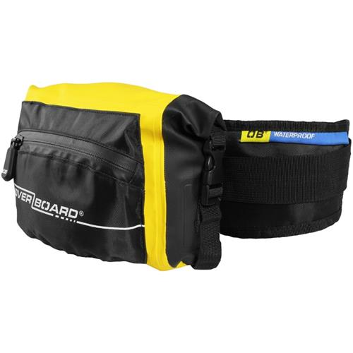 OverBoard Waterproof Waist (Fanny) Pack Yellow