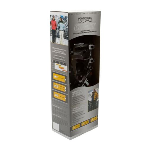 PowdeRidge Crest Snowshoes Kit