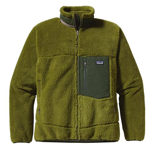 Patagonia Classic Retro-X Jacket for Men X-Large Willow Herb Green