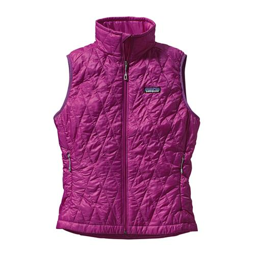 Patagonia Nano Puff Insulated Vest for W