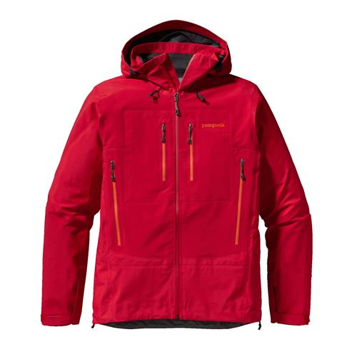 Patagonia Triolet Jacket for Men X-Small Red Delicious