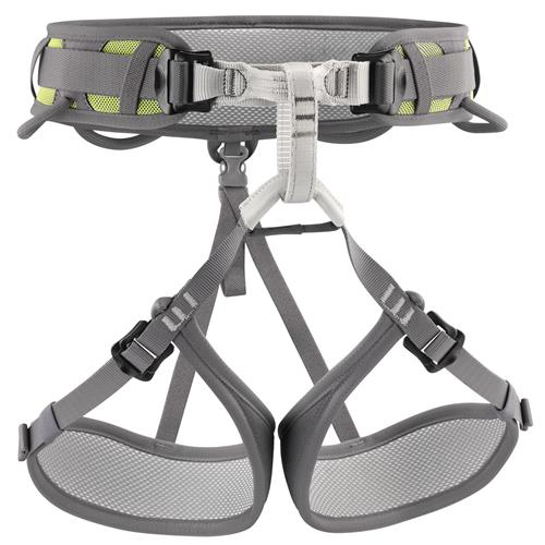Petzl Corax Climbing Harness 1 - Small/Medium Yellow