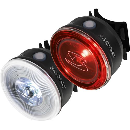 Sigma Sport Mono Rechargeable Bike Light Set