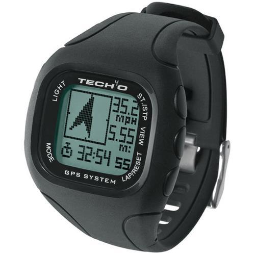 Tech4O Discover - Reloj de pulsera, color negro