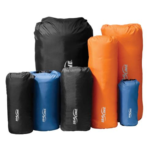 Seal Line Storm Sack All-Purpose Dry Sack 60L Orange