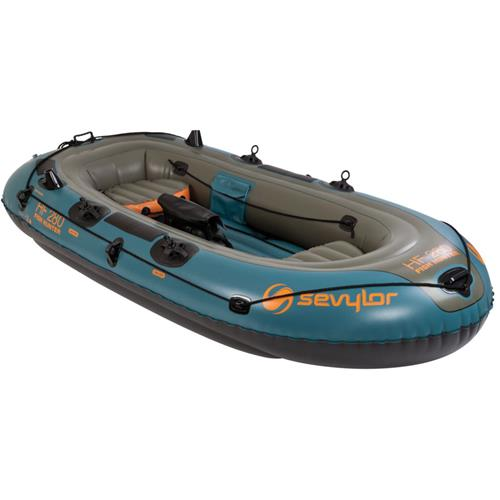 Sevylor 4-Person Fish Hunter Inflatable Boat