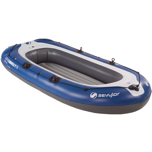 Sevylor Super Caravelle Inflatable 6 Person Boat